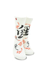 Mens Koi Fish Novelty Crew Socks