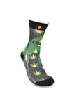 Mens Reggea Novelty Crew Socks