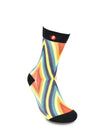 Mens Cross X Fashion Crew Fun Dress Socks