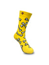 FOOL'S DAY Bones Athletic Socks