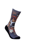 FOOL'S DAY Dining Athletic Socks