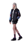 Fools Day Halo Dave Bomber Jacket (Women)