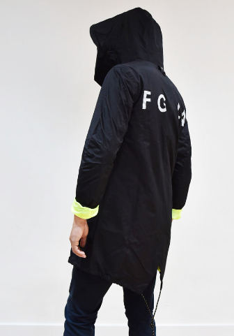 FOOL'S DAY x FUNGOLIA Travelling Parka