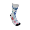 FOOL'S DAY Big Feather Athletic Socks