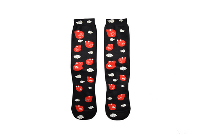 FOOL'S DAY Fortune Mouse Athletic Socks