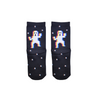 FOOL'S DAY Ghost Pixel Q Athletic Socks