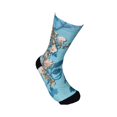 FOOL'S DAY Pottery Athletic Socks