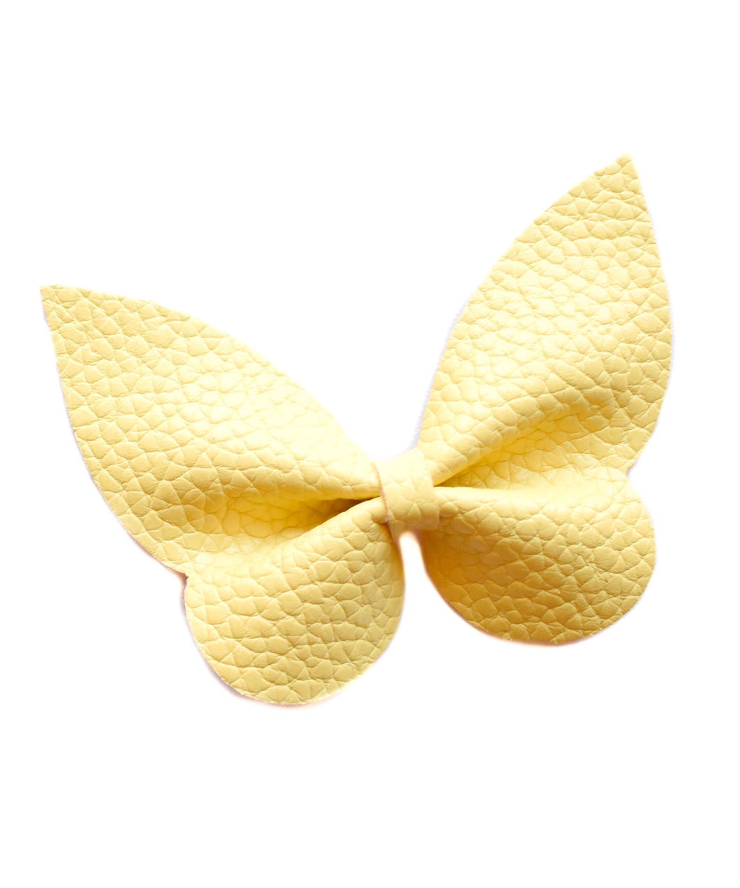 Holly- Yellow glitter bow, leatherette bow, fringe clip, butterfly bow, personalised bow, rainbow bow, dolly hair bow, floral bow, shimmer bow, pretty bow , Bow Handmade Hairbow, handmade hair accessories, Sweet Adalyn Sweet Adalyn