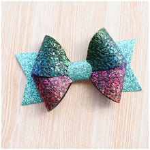 Adalyn's Mini Collection glitter bow, leatherette bow, fringe clip, butterfly bow, personalised bow, rainbow bow, dolly hair bow, floral bow, shimmer bow, pretty bow , Bow Handmade Hairbow, handmade hair accessories, Sweet Adalyn Sweet Adalyn