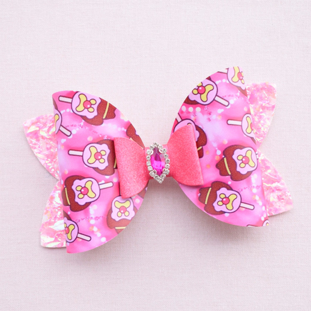 Bubble O'Bill glitter bow, leatherette bow, fringe clip, butterfly bow, personalised bow, rainbow bow, dolly hair bow, floral bow, shimmer bow, pretty bow , Bow Handmade Hairbow, handmade hair accessories, Sweet Adalyn Sweet Adalyn
