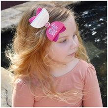 Live, Love, Glitter- Limited Edition glitter bow, leatherette bow, fringe clip, butterfly bow, personalised bow, rainbow bow, dolly hair bow, floral bow, shimmer bow, pretty bow , Bow Handmade Hairbow, handmade hair accessories, Sweet Adalyn Sweet Adalyn