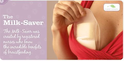 Breast Milk Saver & Collector - orcacare