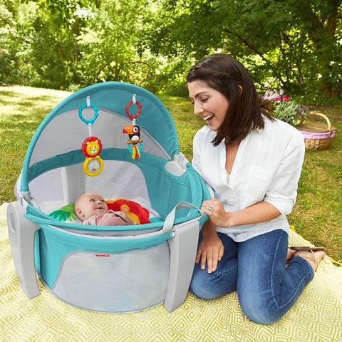 On-The-Go Baby Dome - orcacare