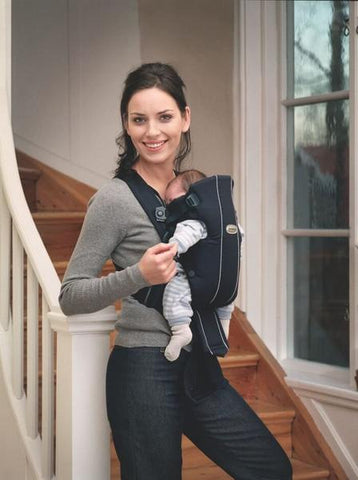 Safe baby carrier - orcacare