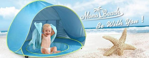 UV Protection Sun Shelter For Infant - orcacare