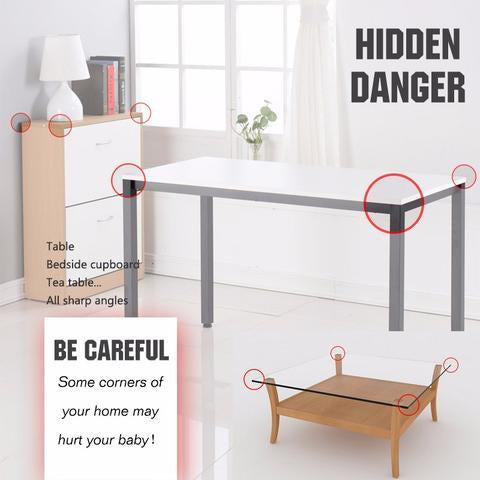 Baby Proofing Edge & Corner Guards - orcacare
