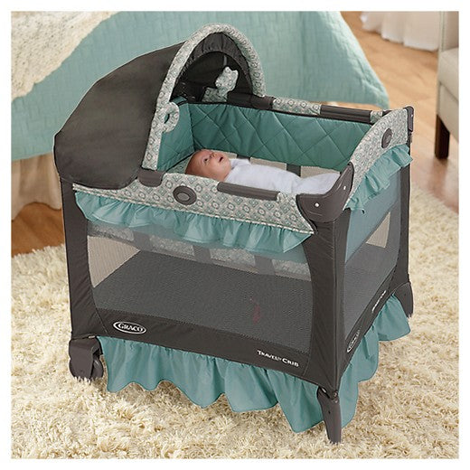 Baby To Toddler Travel Stages Crib Orca Care