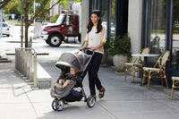3 Wheels Single Baby Stroller