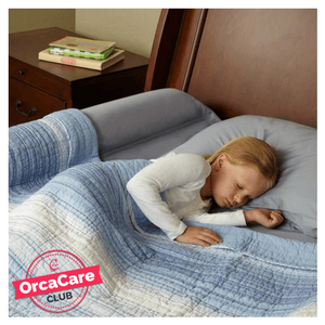 Safety Toddler Bed Rail Bumper - orca care