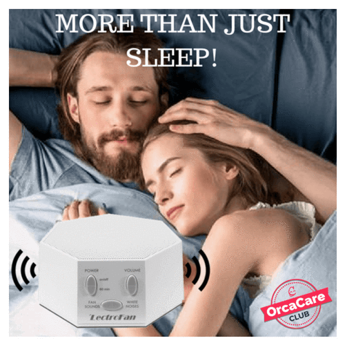 White Noise Machine To Help Sleep - orca care