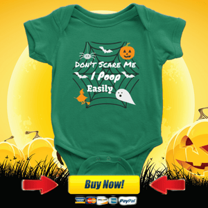 Don't Scare Me I Poop Easily - orca care