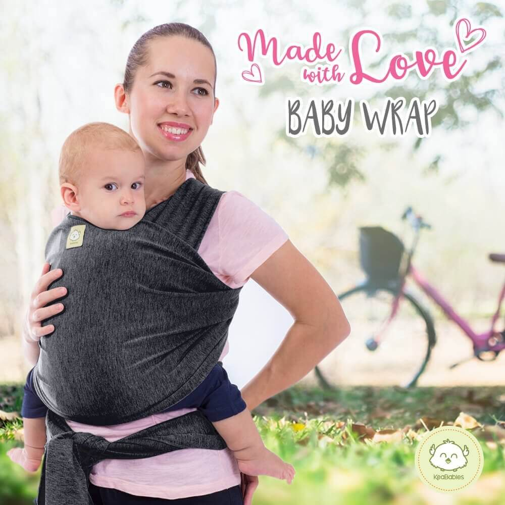 One Size All In 1 Baby Wrap Carrier Orca Care