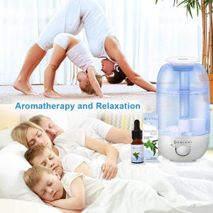 Aromatherapy Oil Humidifier - orca care