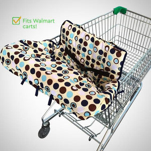 Shopping Cart & High Chair Cover - orca care