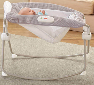 Newborn Rock And Play Sleeper - orca care