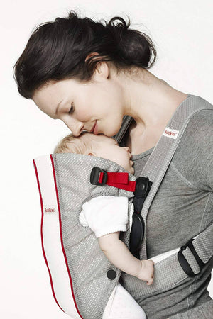 Safe And Ergonomic Baby Carrier