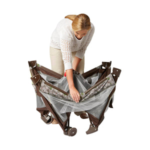 Baby To Toddler Travel Stages Crib - orca care
