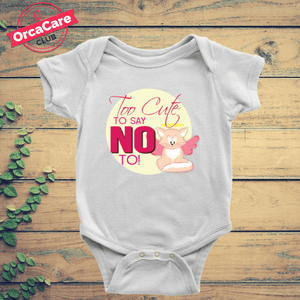 Too Cute To Say No To - orca care