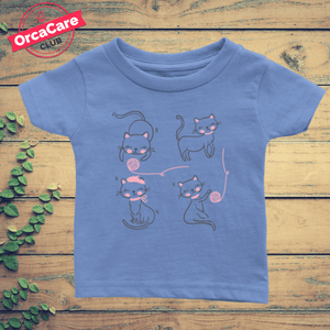 Adorable Cats - Shirt - orca care