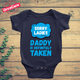 Daddy Is Taken - orca care