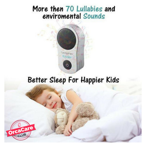 Kinder Sleep Sound Machine - orca care