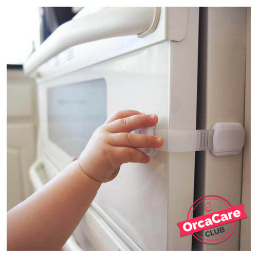 CHILDPROOF CABINET LOCKS - orca care