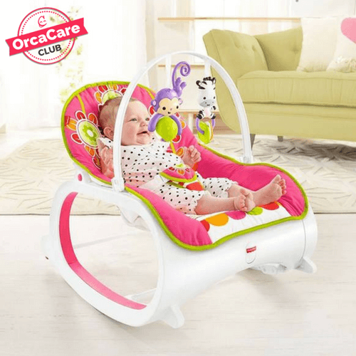 Infant-To Toddler 2 Position Rocker - orca care