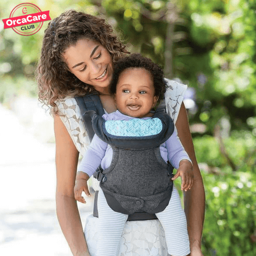 4-In-1 Convertible Baby Carrier - orca care