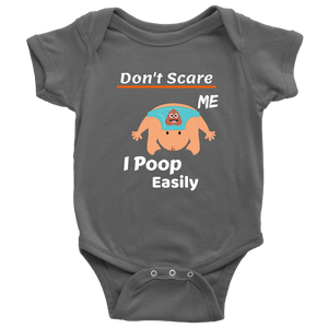 I Poop Easily - orca care