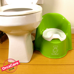 Ergonomic Design Baby Potty Chair