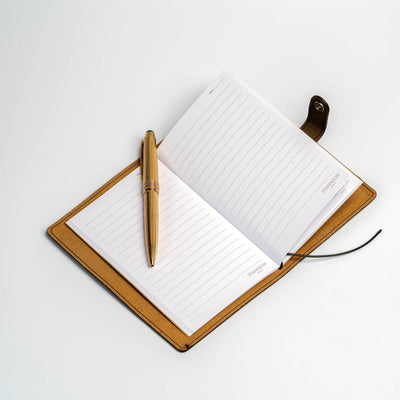 Bao Da Sổ tay Fieldnotes Simple Carry Veg Tan - Tan