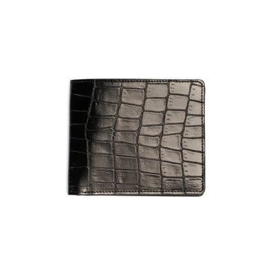 Ví Hogan Wallet Croc Embossed