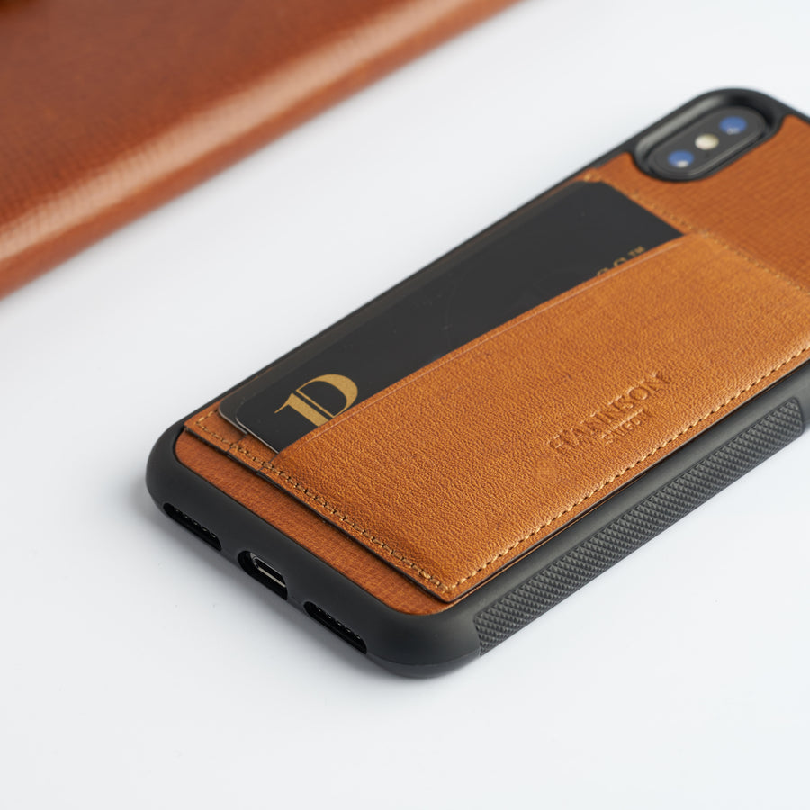 Card Holder Iphone Case iPhone X