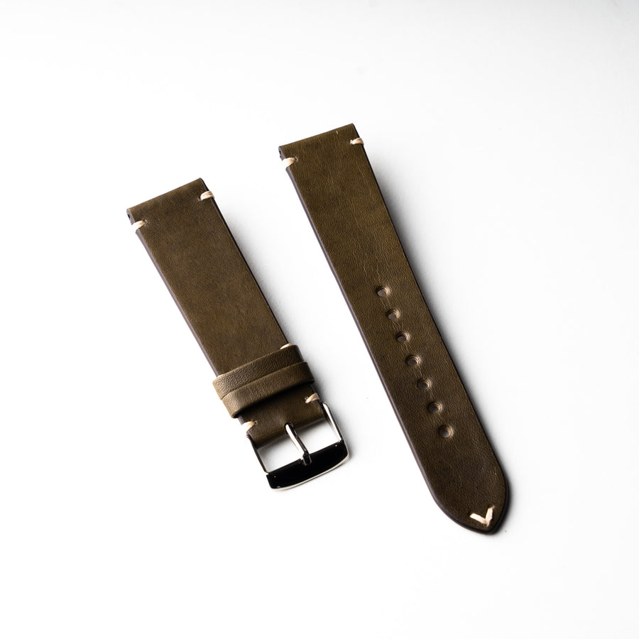 Dây Simple Strap Veg Tan Rêu