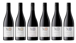 XO Wine Co Red Wine Appreciation 6-pack