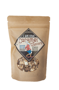 Caramel Clusters 6-pack (6 x 60g bags)