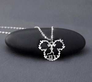 13.1 Runner - Mickey Mouse necklace