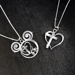 $69 Combo God Heart - Calling Necklace