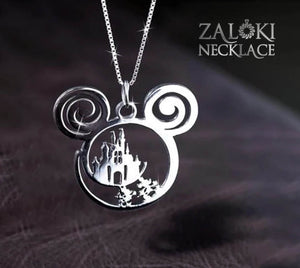 "Disney Is Calling Handmade Necklace - Use ""FREEWK"" Code To Get  Free Shipping"
