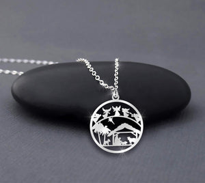 Jesus was Born - Celebration necklace !!!